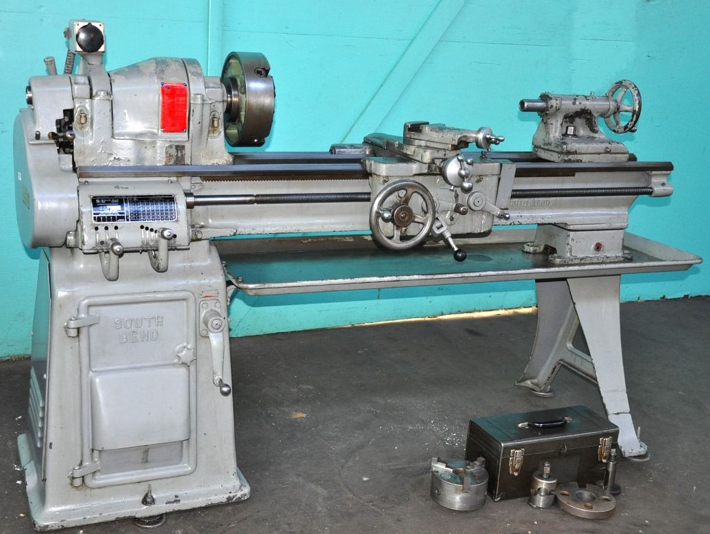 we currently have 4 of these south bend 13 lathes normanmachine [ 1027 x 772 Pixel ]