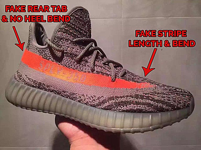 a6e34dd84a2 Fake vs Real Beluga Yeezy Boost 350 V2 (BB1826) Legit Check