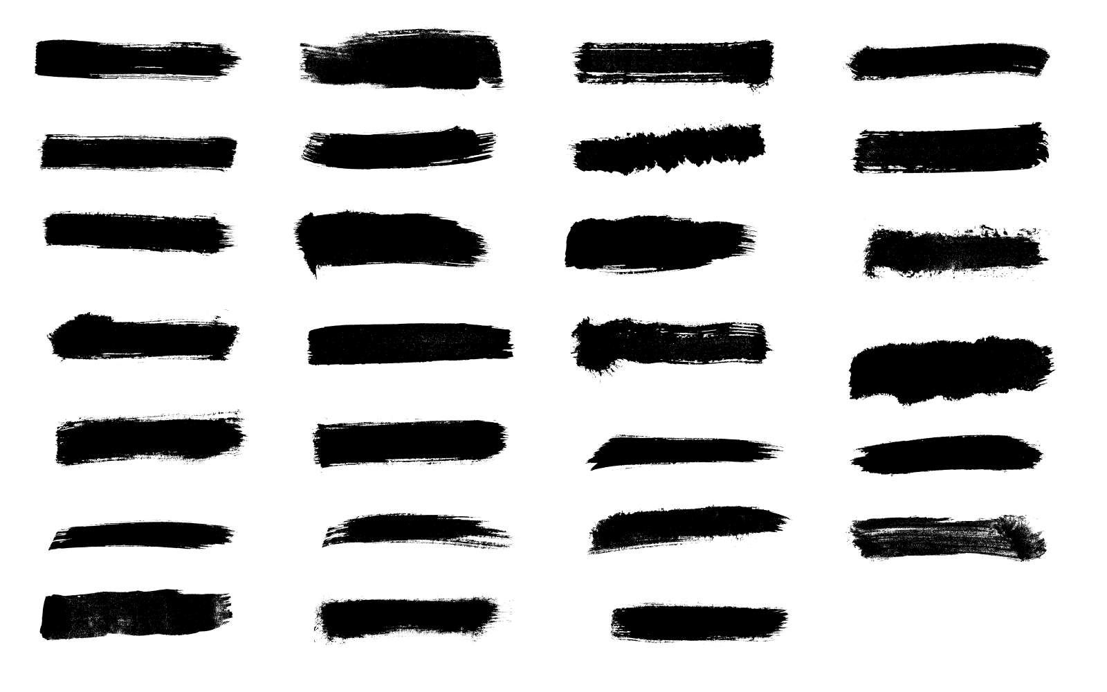 Resolution 3080 732 Px File Format Png File Size 91 39 Kb Free Download Grunge Brush Stroke Banner 2 1 Png Resolution 3080 Brush Strokes Grunge Brush