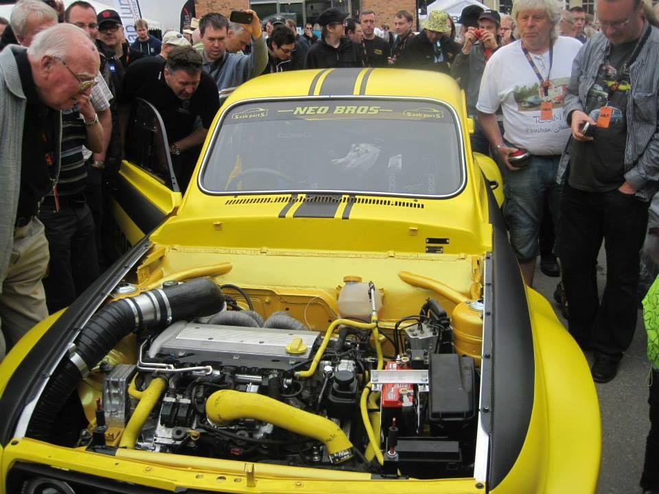 Saab 96 B207r Powered Track Car Track Car Saab Car