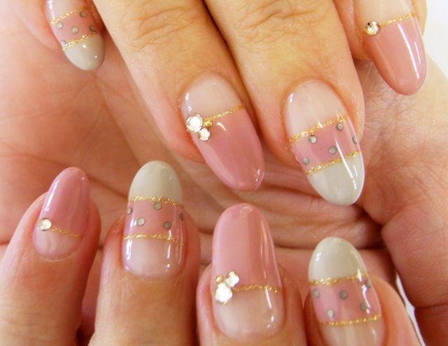 1000 Images About Gelish On Pinterest Nail Nail Cool Nail Art And Gelish  Nails - The_nail_lounge_miramar Heart Nail Art Design Discover And Share