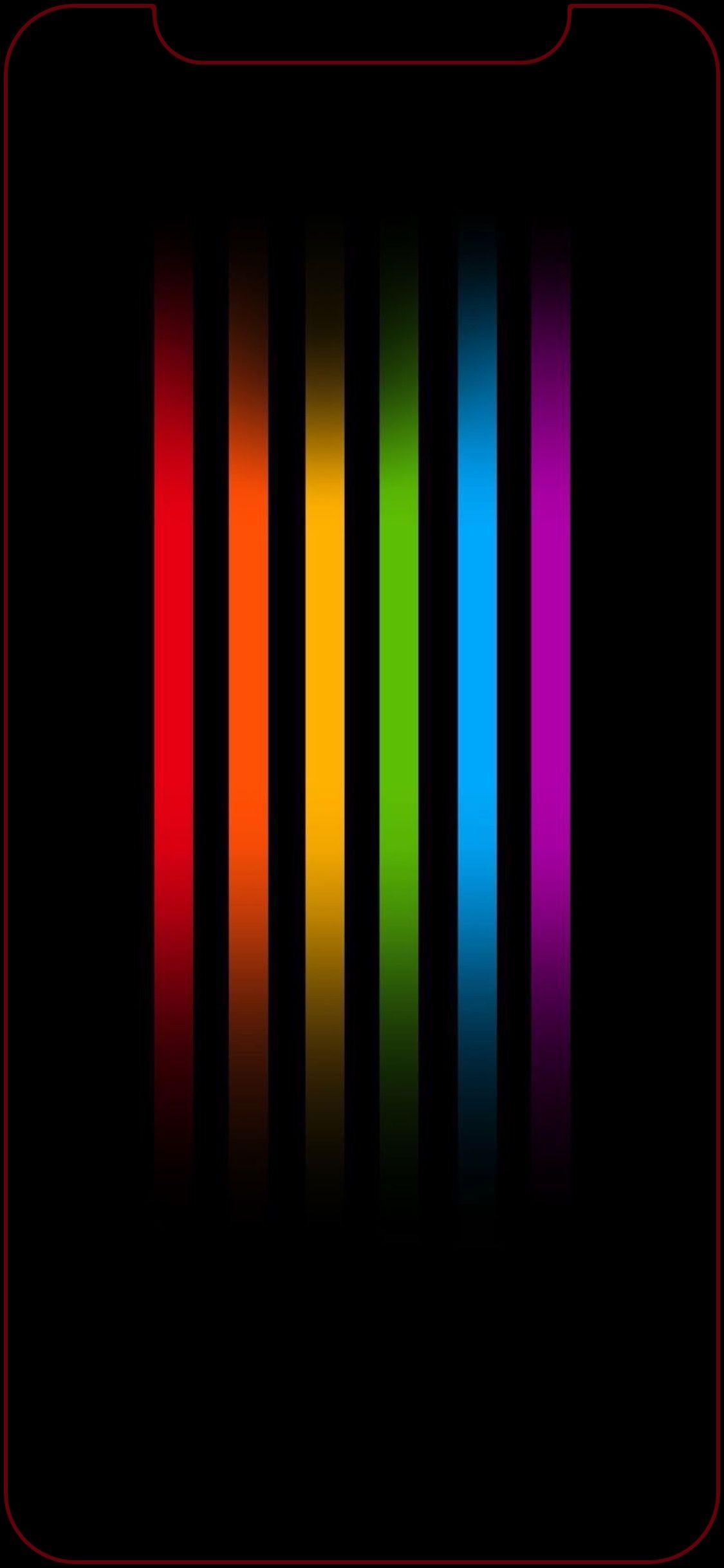 Pin by Deon Van Der Merwe on iphone x wallpaper Rainbow