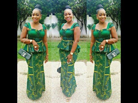 9b251ec804dc2 Latest Ankara Styles on Instagram That will Make You Look Classical -  YouTube