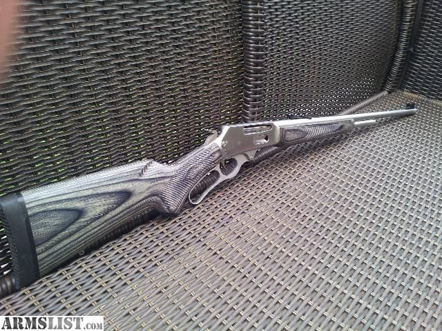 ARMSLIST - For Sale: Marlin 336 XLR 30-30, stainless