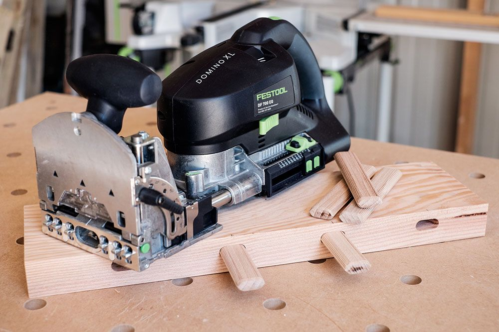Festool Domino Df Xl 700 Joiner Review Festool Joiner Domino