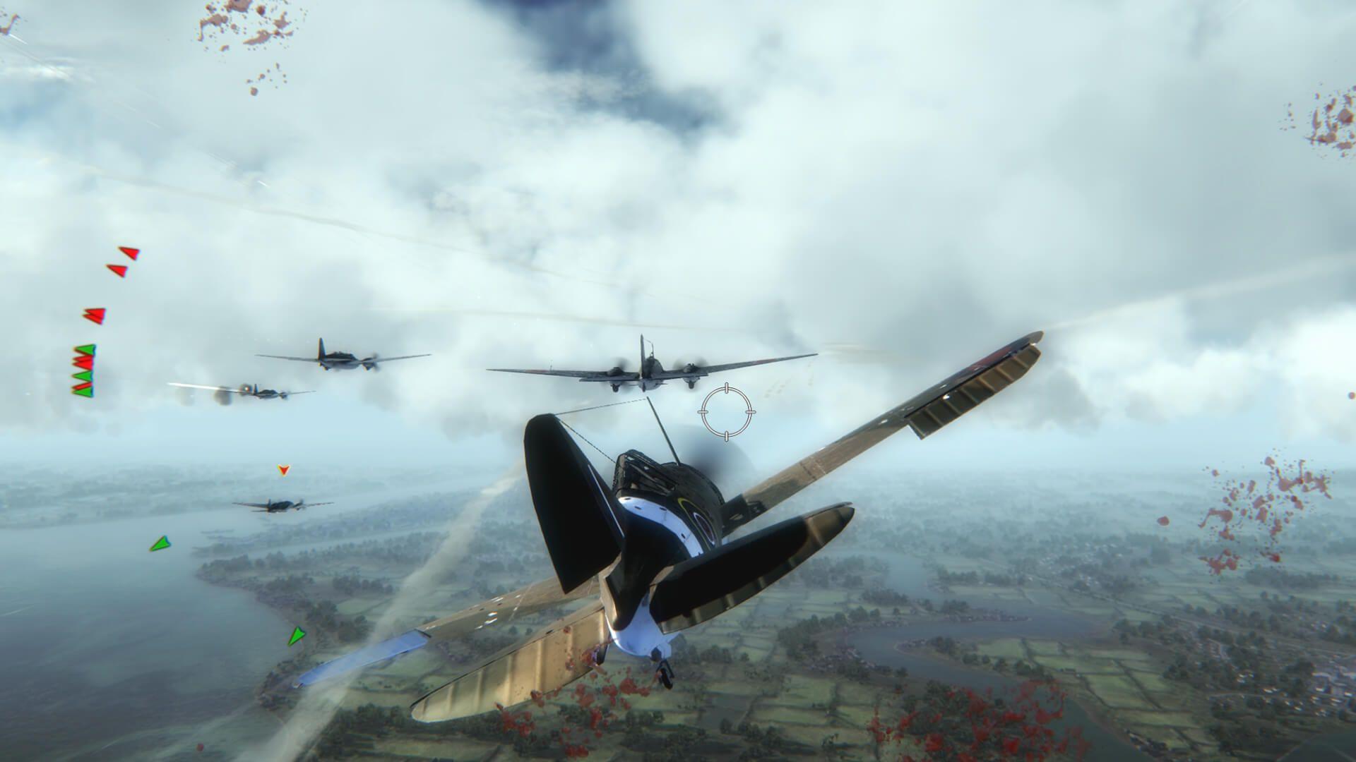 Flying Tigers Shadows Over China Pc Es Un Nuevo Juego De Combate
