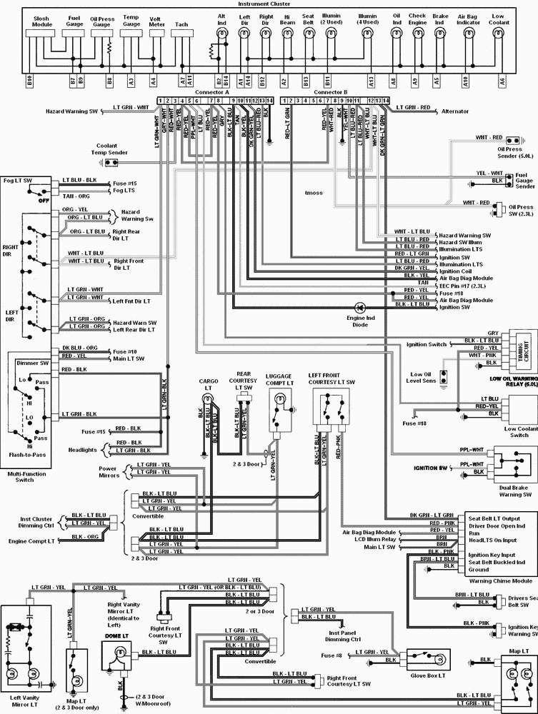 Wiring Diagram Hyundai Accent 2000