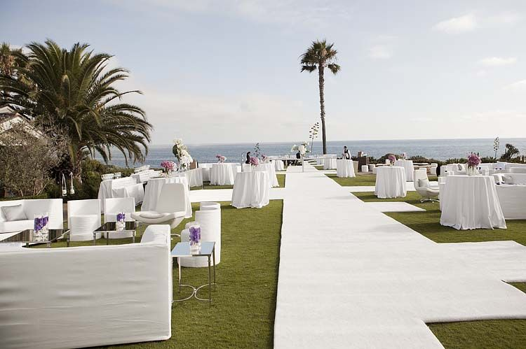 Montage Laguna Beach Ca Only Because I Tall Started With Wedding Receptionwedding