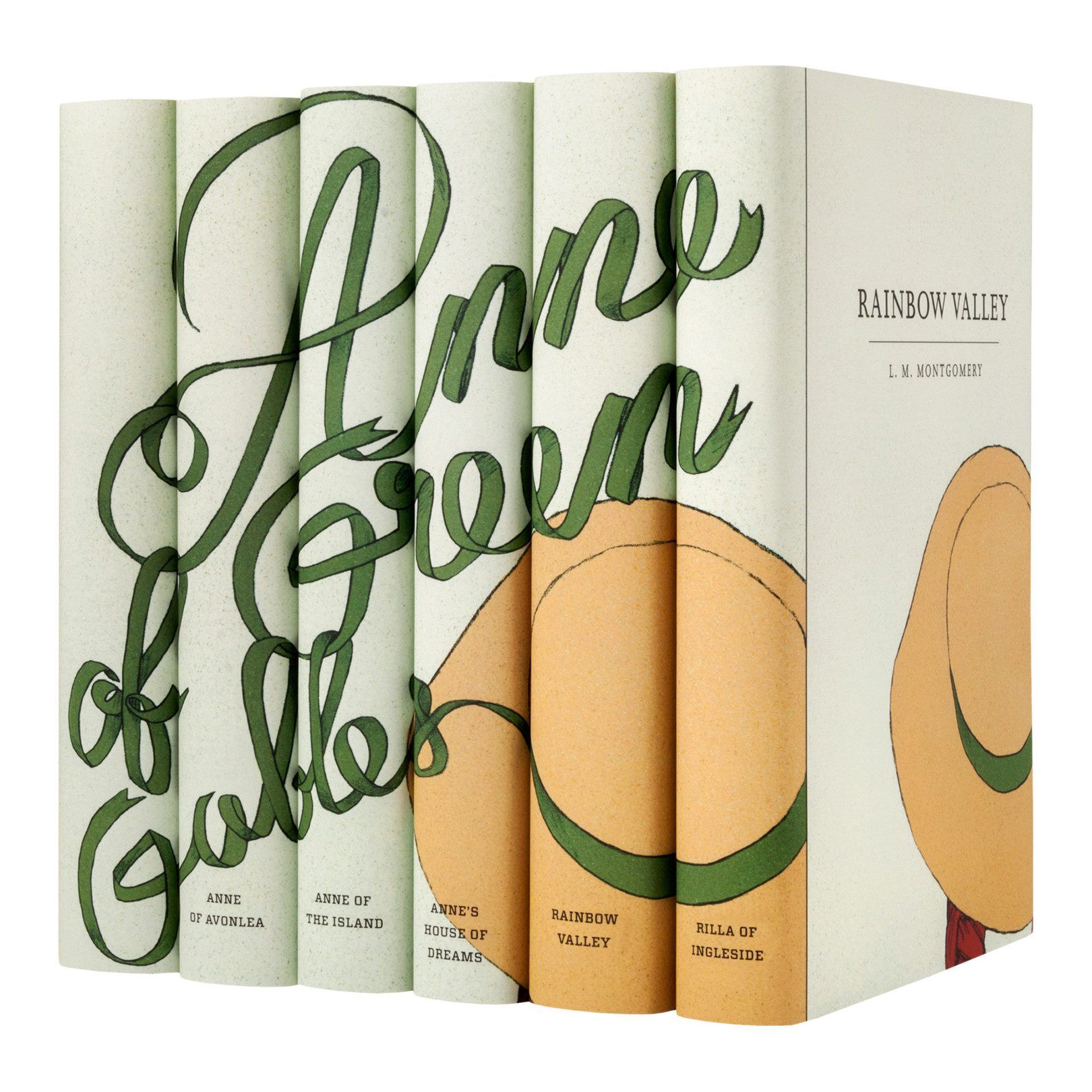 Juniper Books Anne Of Green Gables Set With Images Green