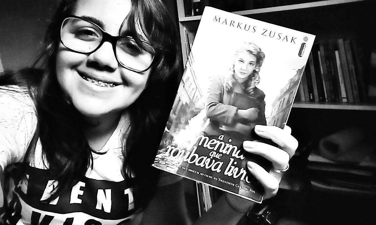 Resenha Livro - A menina que roubava Livros - Markus Zusak