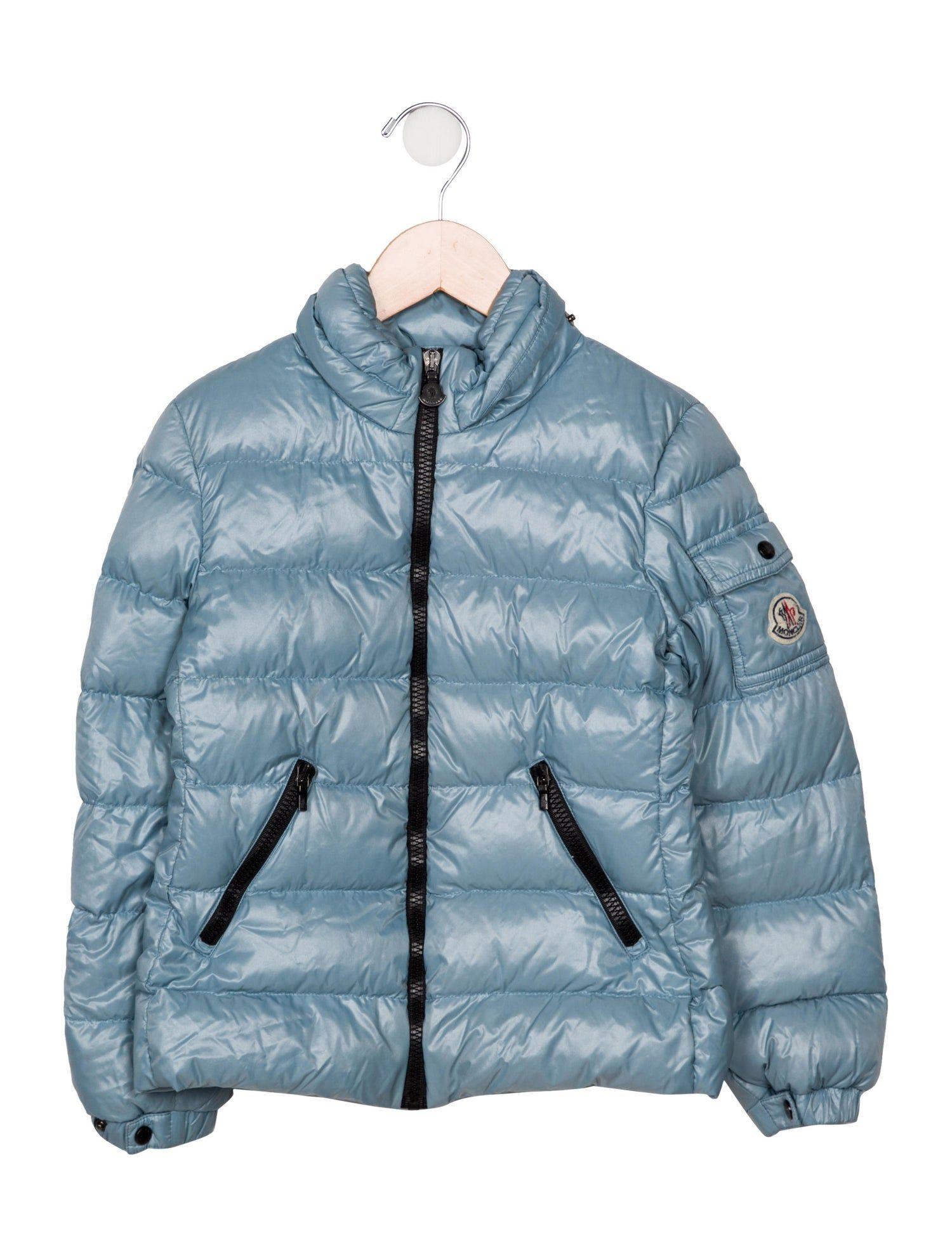 Moncler Girls' Bady Down Jacket SPONSORED Girls Moncler