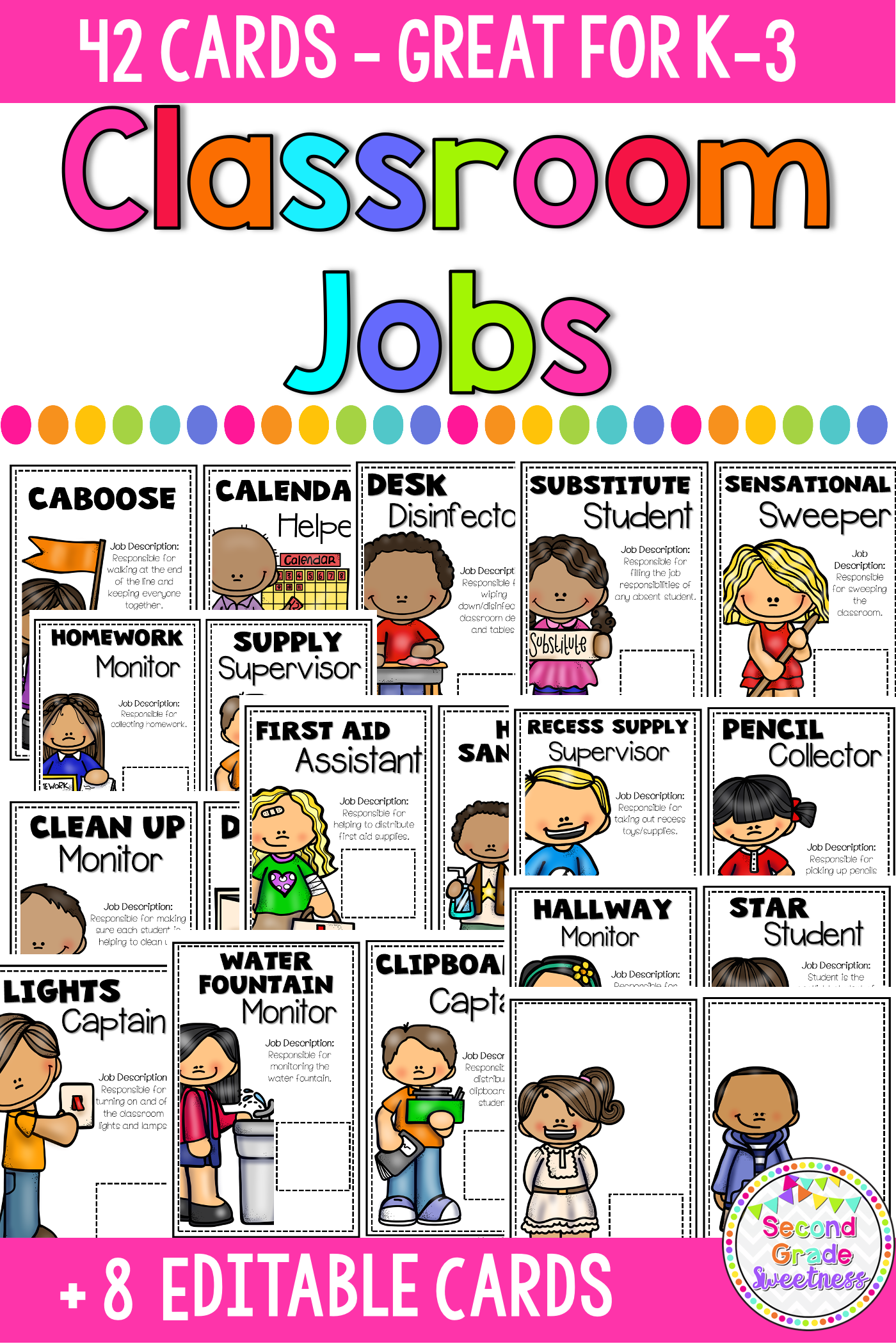 Classroom Jobs Classroom Jobs Classroom Helper Chart Classroom Helpers