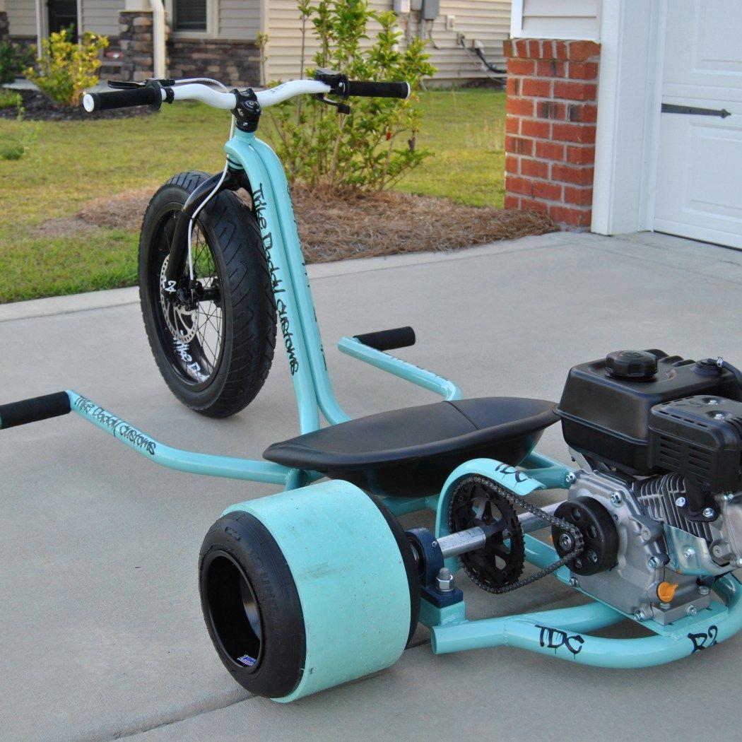 R2 Powered Drift Trike Adult sized Big Wheels by   Drift trike ...