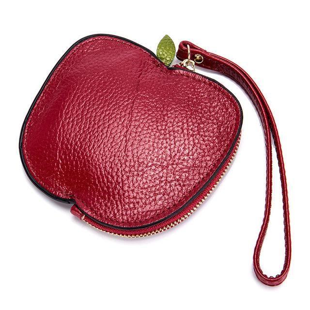 6749b48f571e ICEV New Fashion Cute Fruit Girls Wristlets Genuine Leather Bags Handbags  Women Famous Brands Designer High