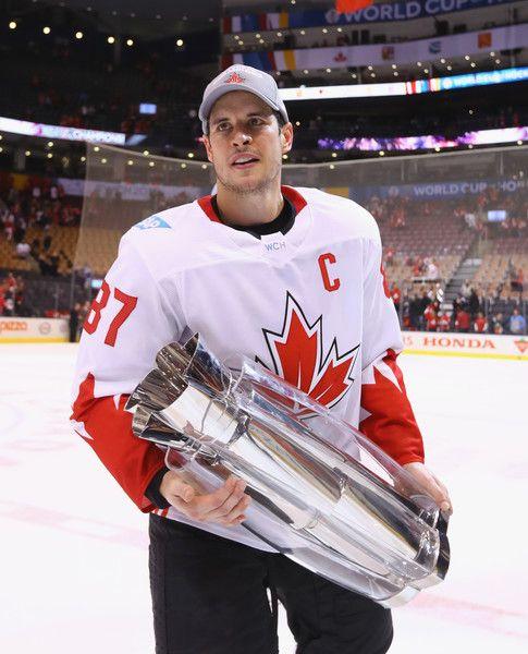 Sidney Crosby Photos Photos World Cup Of Hockey 2016 Final Game Two Canada V Europe Sidney Crosby Hockey World Cup Crosby