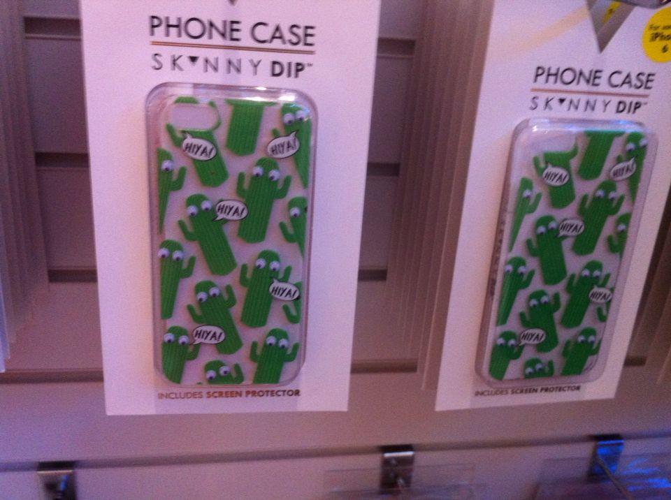 super popular 7df6a 29fe4 Cactus phone case from skinny dip | Christmas list | Phone cases ...