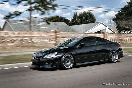 2006 Honda Accord Coupe S