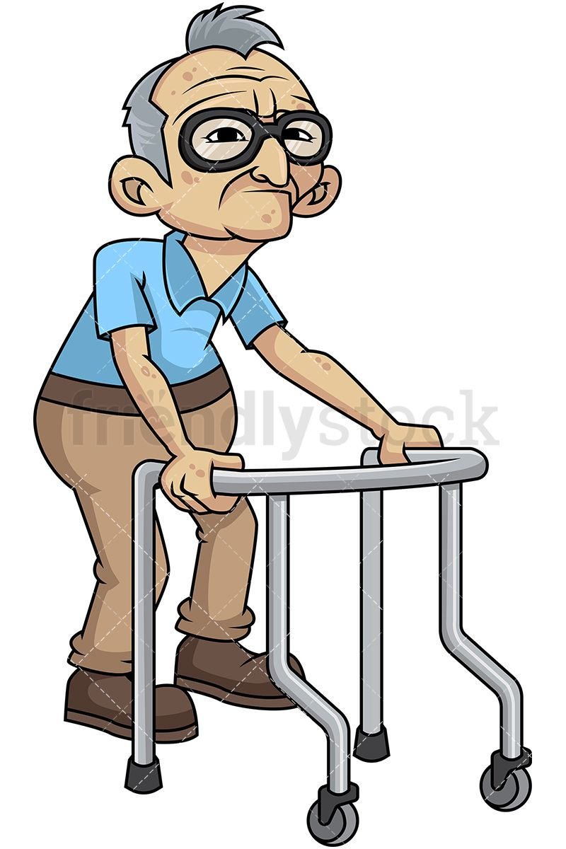 36++ Old man clipart easy information