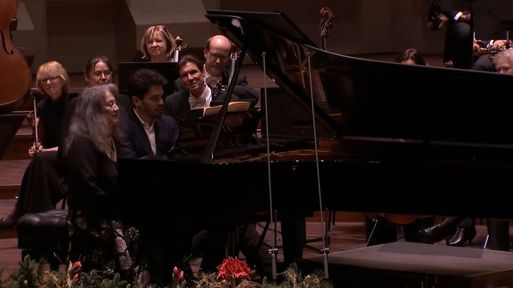 Sergei Prokofiev Piano Concerto No 3 In C Major Martha Argerich Rotterdam Philharmonic Orchestra Lahav Shani Classical Music Concert New Music