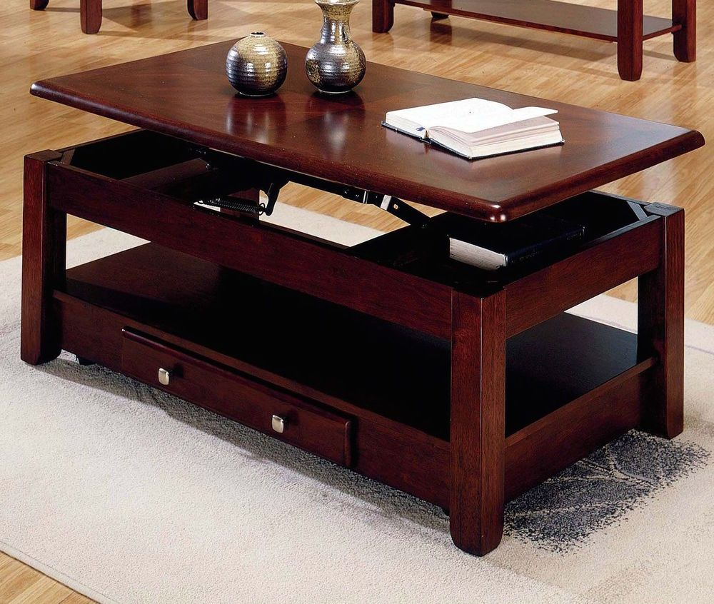Lift Top Coffee Table Living Room Decorating Ideas With Storage