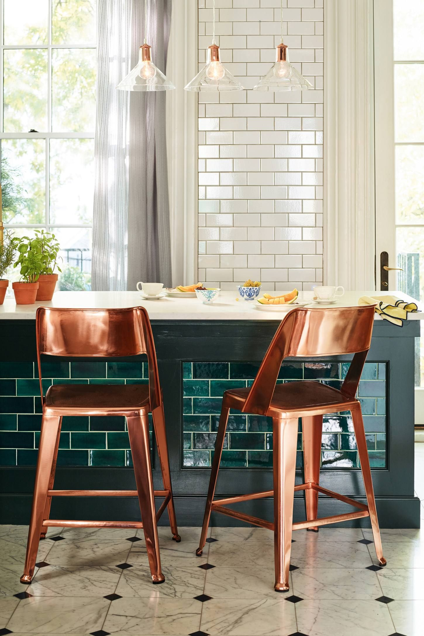 Shop The Spenser Stool And More Anthropologie At