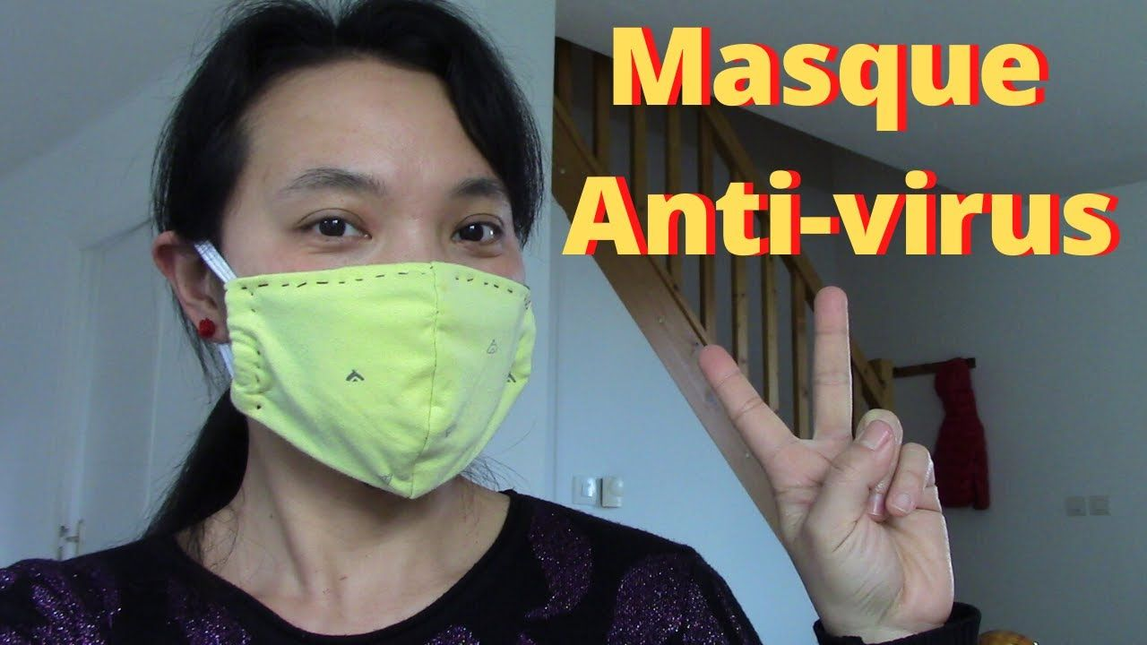 Photo of How to make coronavirus mask without sewing machine – mask washable – DIY