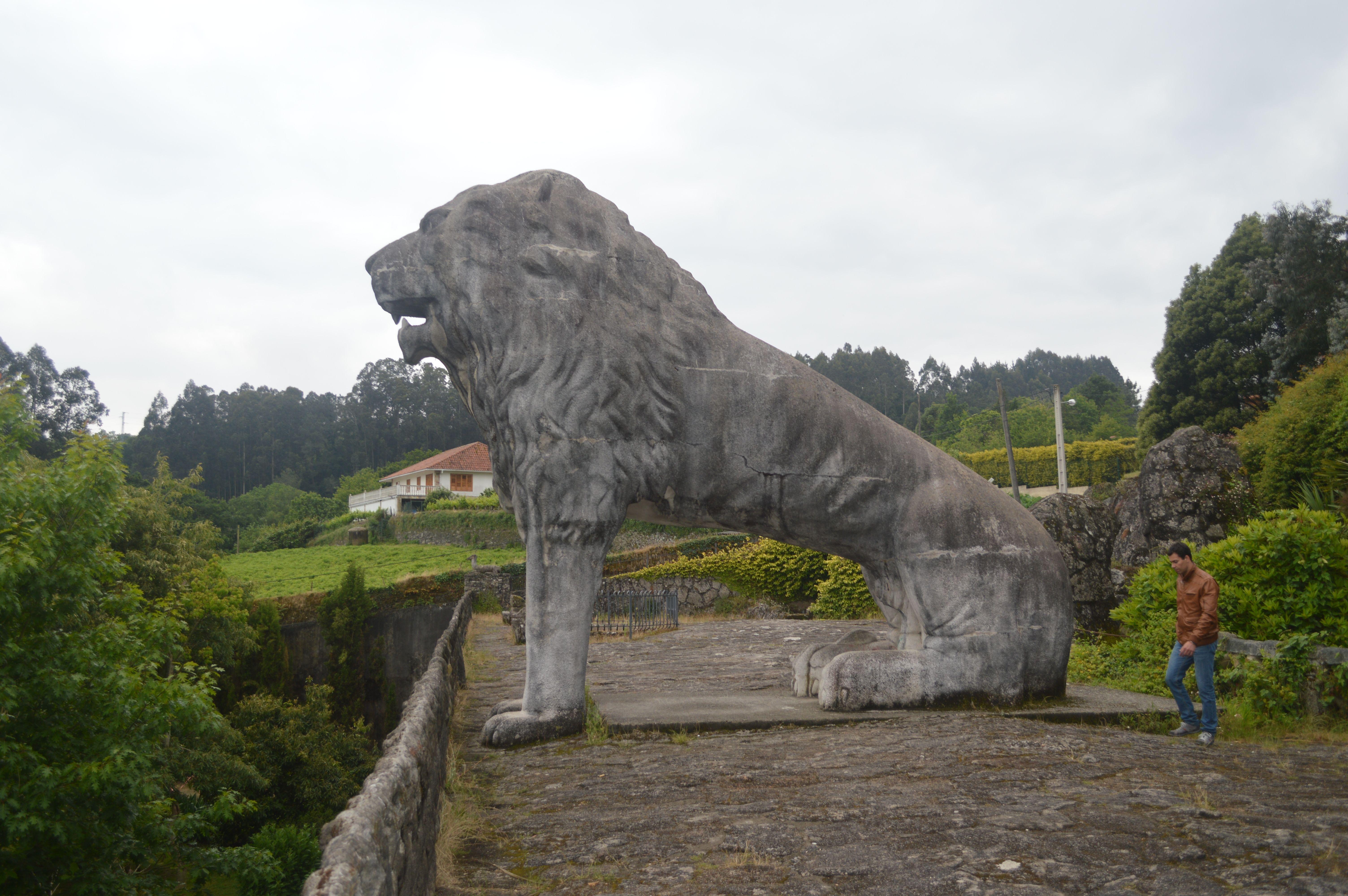 Parque Enciclopédico del Pasatiempo (Betanzos - A Coruña)