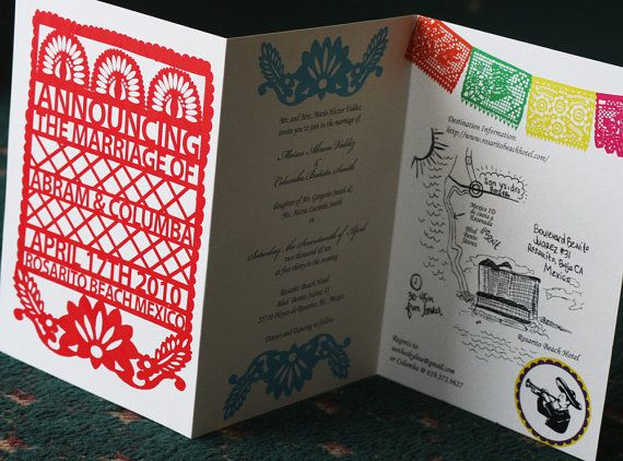 mexican wedding invitations best 25 mexican wedding invitations ideas on 5862