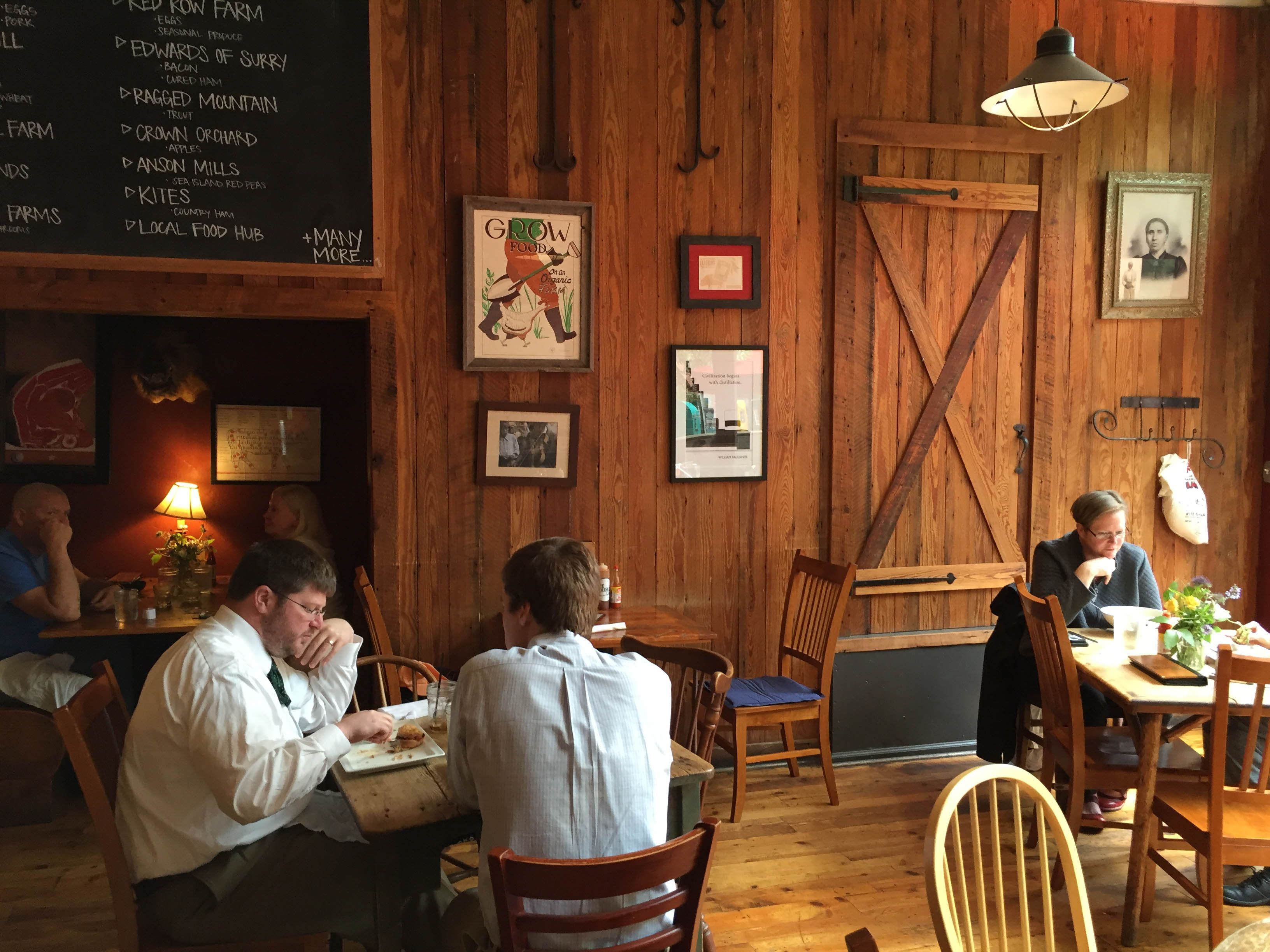 The Whiskey Jar Charlottesville Va Located In The