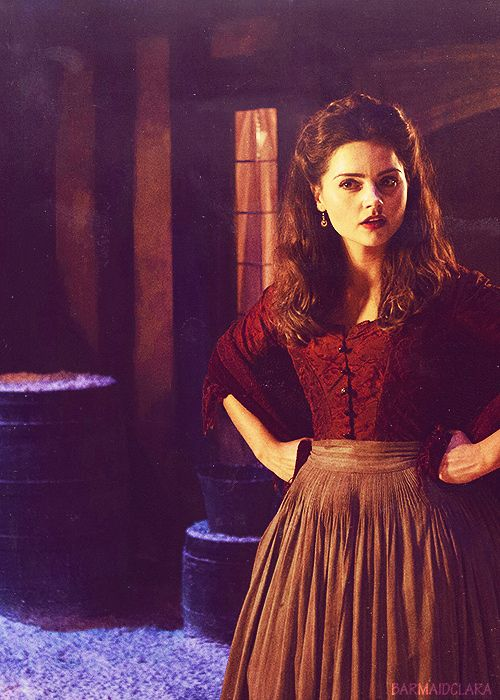 Clara Oswin Oswald, The Impossible Girl. Run, You Clever Boy, And Remember.