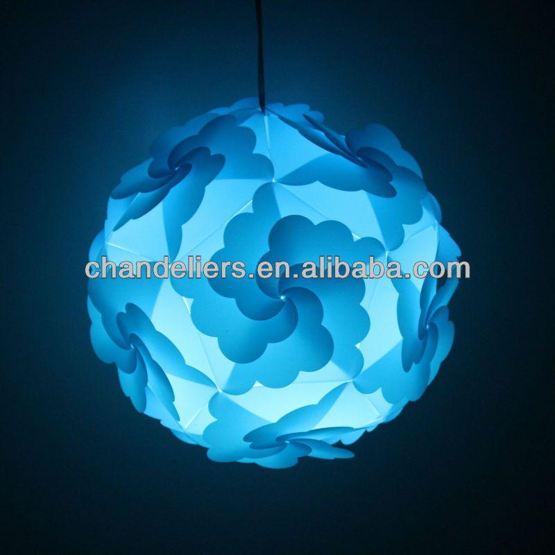 Flower Lamp Shade,Iq Lights Jigsaw Puzzle Ze Lamp Light ...