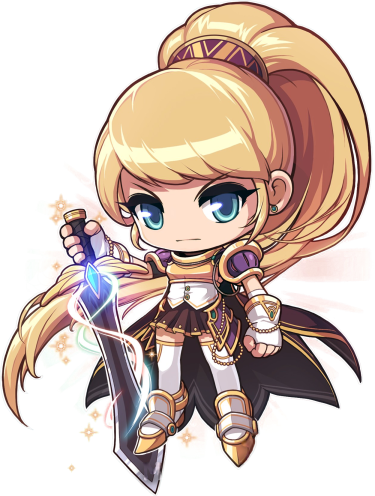 Dawn Warrior Chibi characters, Anime chibi, Chibi knight