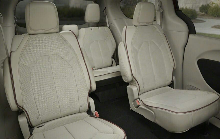 2017 Chrysler Pacifica Interior Nice Vehicals Chrysler