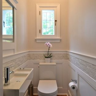 Powder Room Renewal Traditional Powder Room Ottawa Design - Bathroom renewal cost