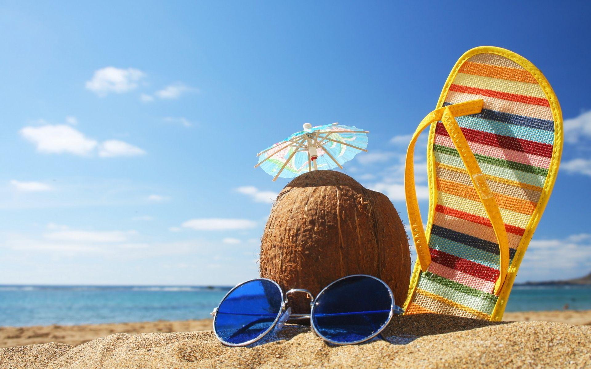 Free Summer Desktop Wallpaper