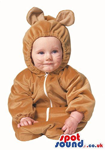 Cute Halloween Brown Mouse Baby Child Size Costume Disguise @ NiftyWareHouse  sc 1 st  Pinterest & Cute Halloween Brown Mouse Baby Child Size Costume Disguise ...