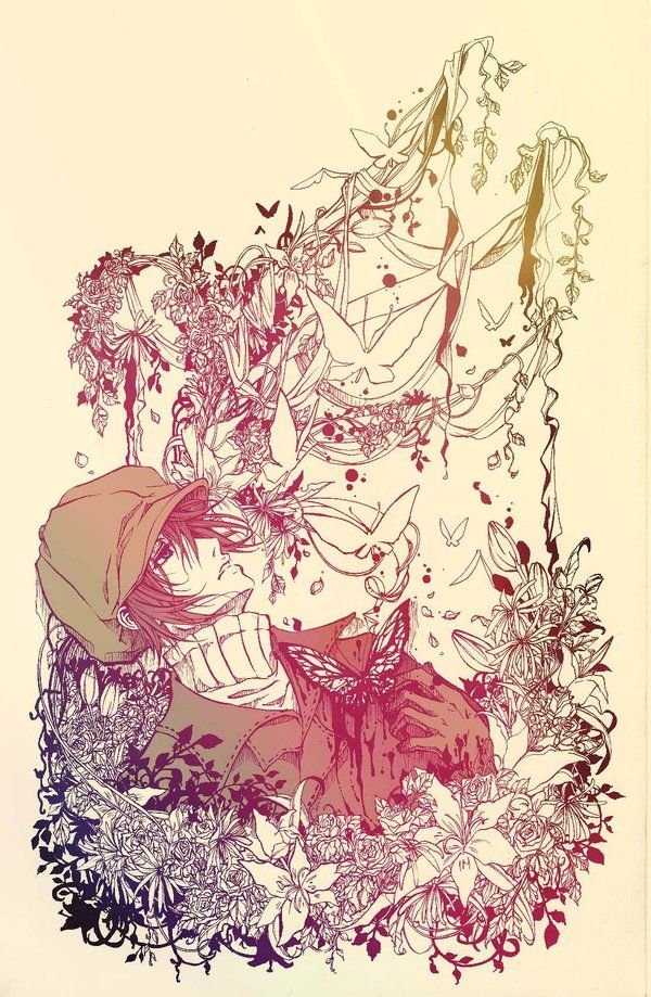 Nabari no Ou: Yoite by ~YuuUtsuko on deviantART Nabari No Ou