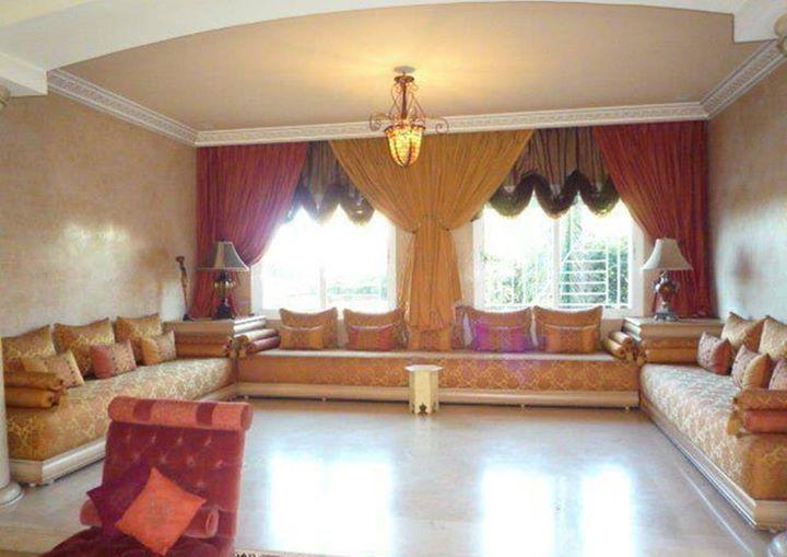 Meuble orientale salon pas cher | Moroccan living room ...