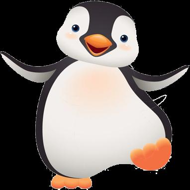 Baby-Pinguine-Baby-Tiere (Set) Clip art - Cartoon penguin png herunterladen  - 537*800 - Kostenlos transparent Flugunfähiger Laufvogel png Herunterladen.