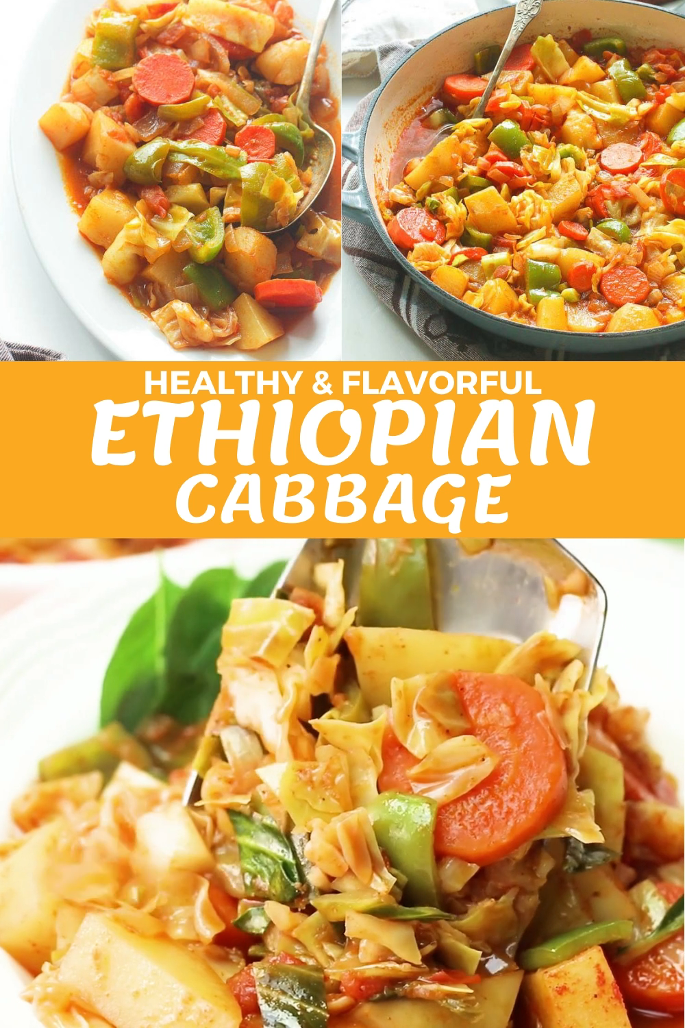 Ethiopian Cabbage Ethiopian Cabbage – A healthy co