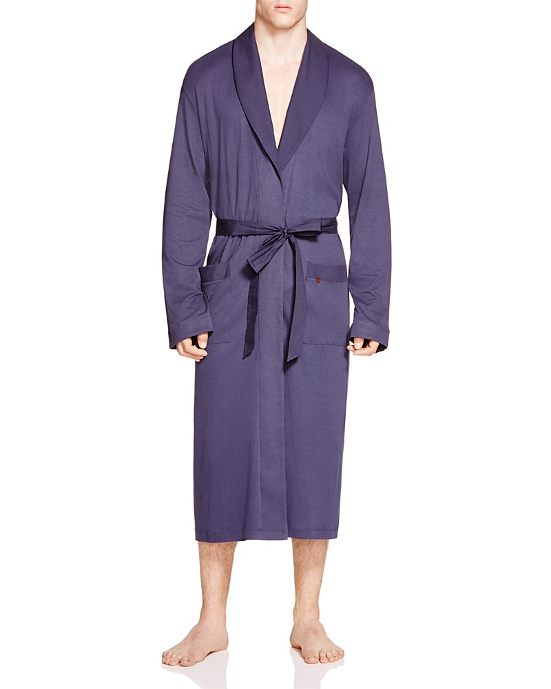 225.00$  Buy now - http://vixzz.justgood.pw/vig/item.php?t=47w5er2546 - Hanro Night and Day Knit Robe 225.00$