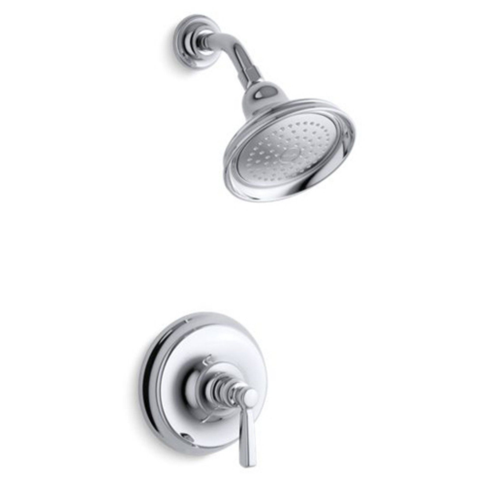 Kohler Bancroft Kts10583 4 Rite Temp Shower Trim Set Kohler