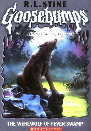 Goosebumps 14: The Werewolf of Fever Swamp by RL Stine (PDF)