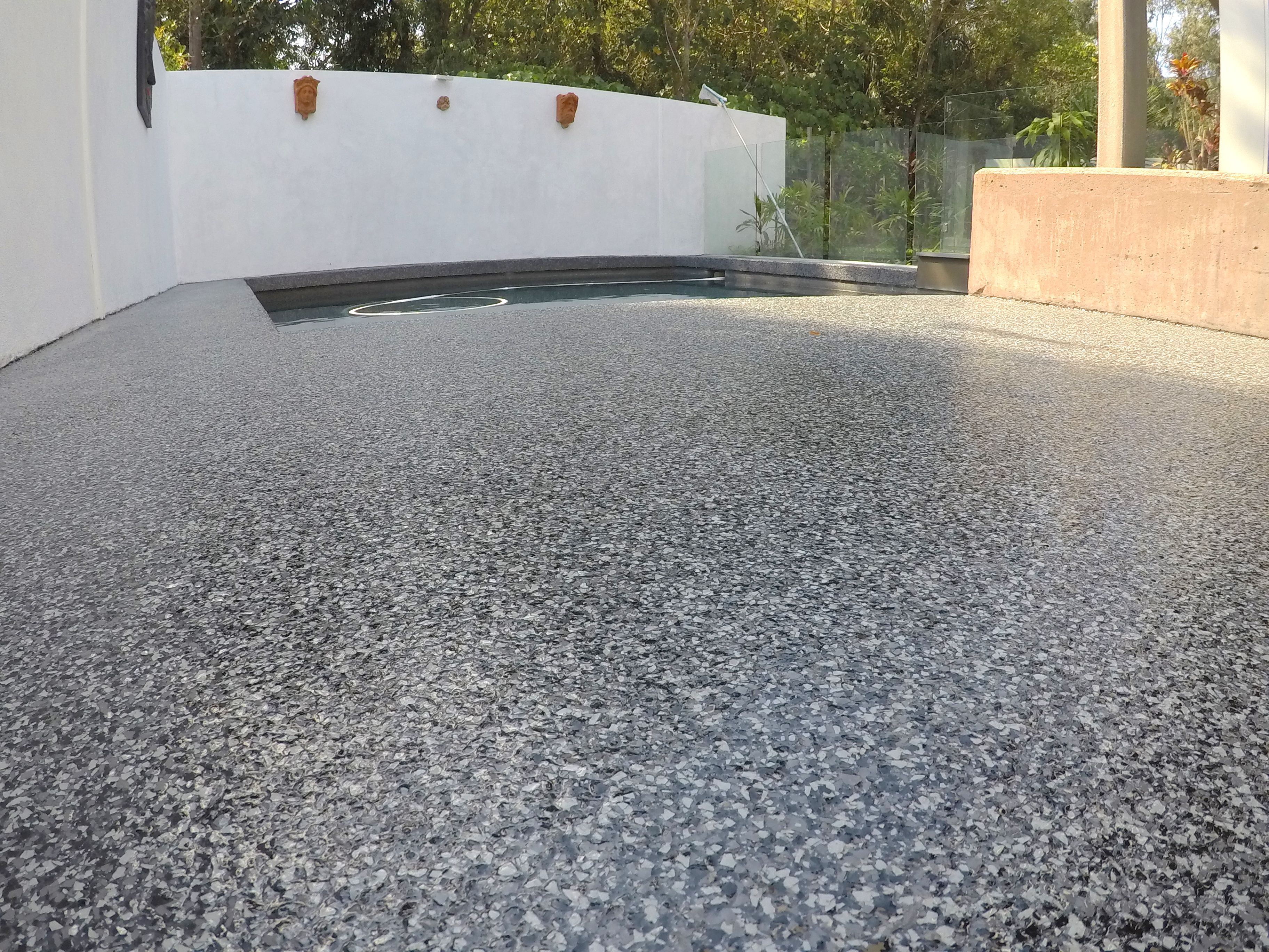 For All Your Outdoor Concrete Coatings