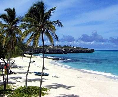 The beach where I met my husband in Barbados. We will return this year for a visit.