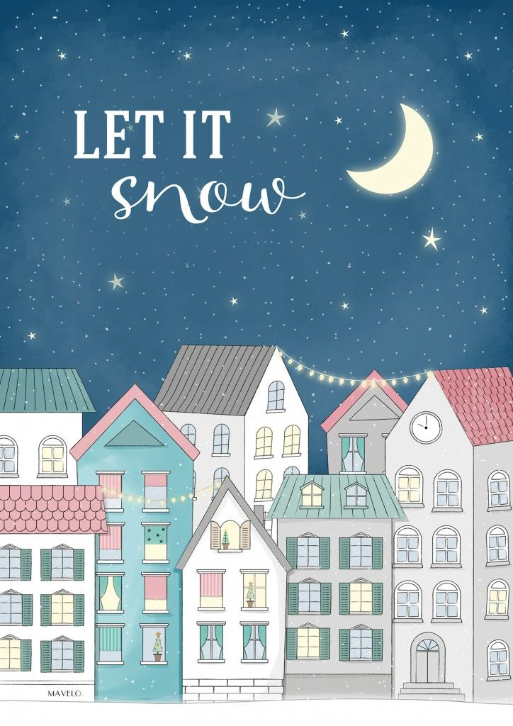 Photo of free printables – winter posters