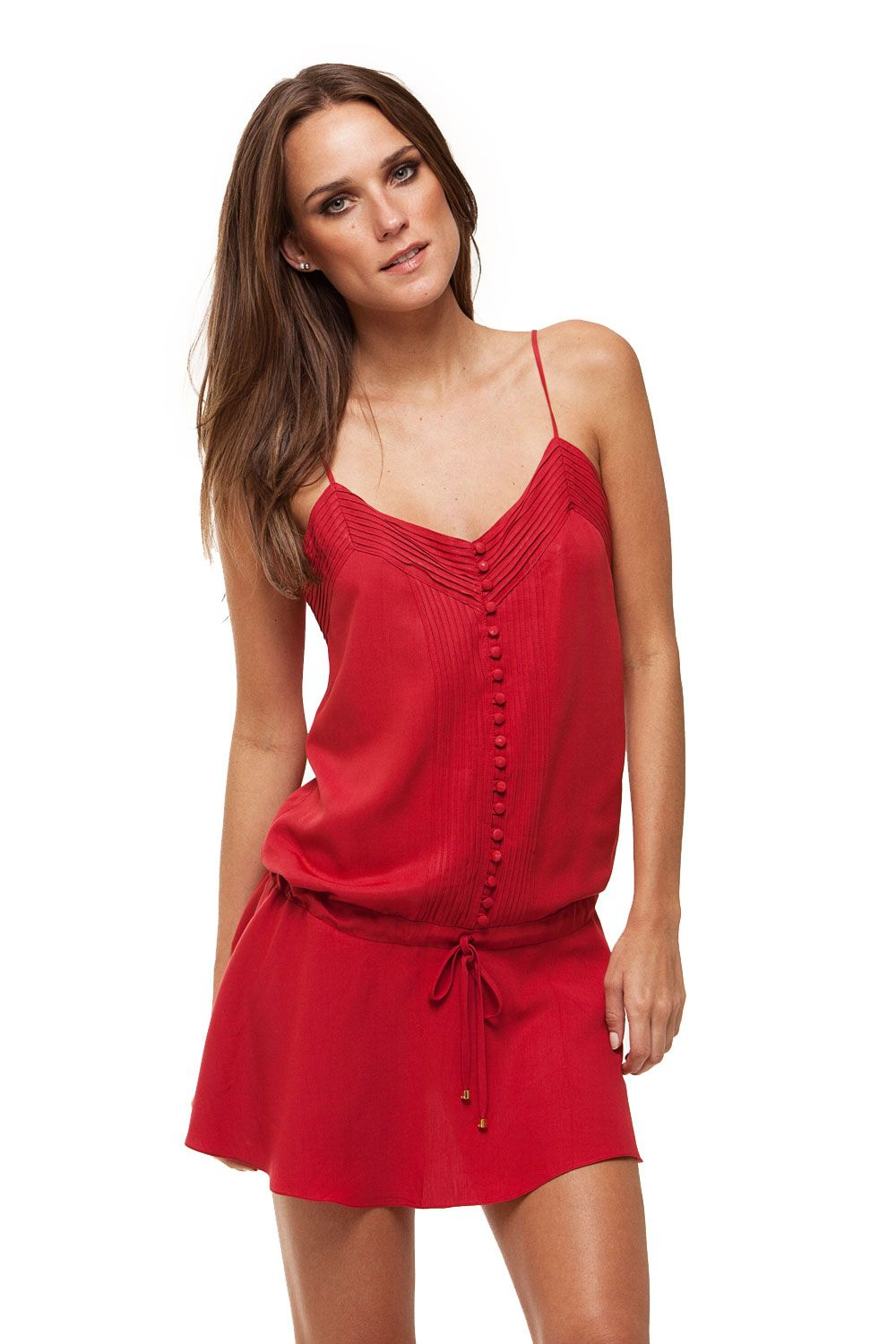 Solid red joy short dress vixphermanny find true love with