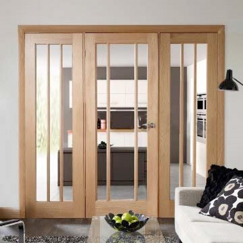 Oak worcester side panel set our new oak easiframe system provides