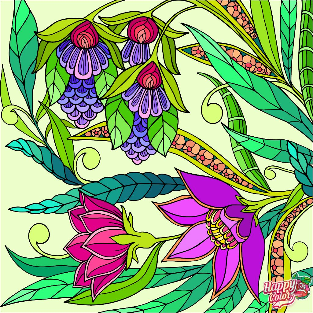 Pin by Kelly Cagle on Coloring Happy colors, Colorful