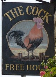 Cock - High Street, Colney Heath, Herts, UK.